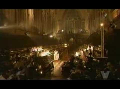 St John's College Choir Cambridge -Wise - Prepare ye the way