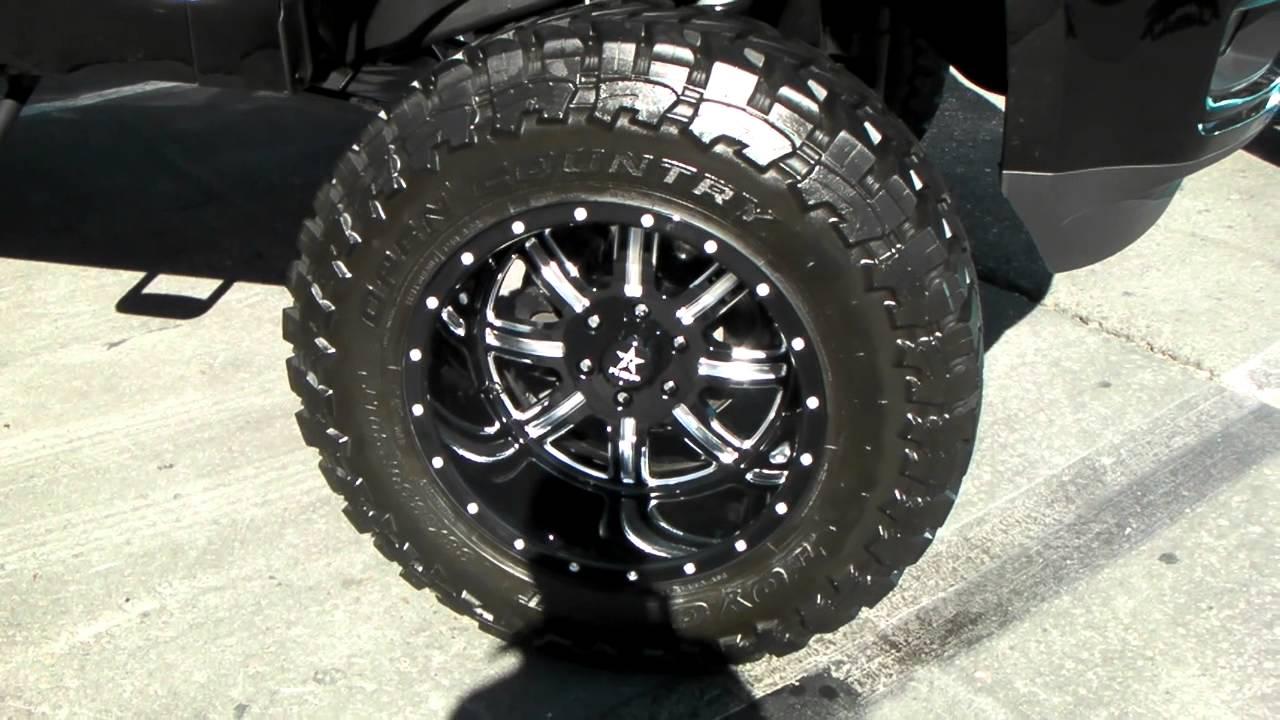 Dubsandtires Com 20x12 Rbp Wheels Rims 38 Quot Tires Cadillac