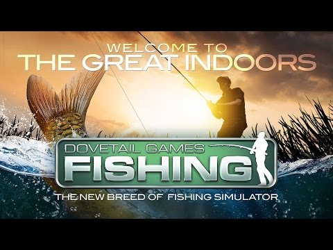 Dovetail Games Fishing PC Gameplay [Early Access]