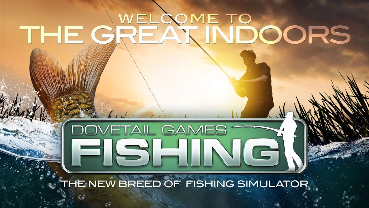 Dovetail Games Fishing PC Gameplay [Early Access] - YouTube