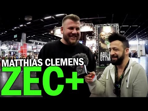 Zec+: Vom Underdog zum Platzhirsch! Gründer Matthias Clemens im Interview | RoozWorld