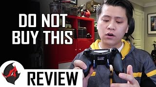 DO NOT BUY THIS - SCUF 4PS Controller Review