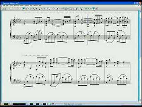 Partition piano kiss the rain yiruma