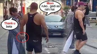 Salman Khan Showing LOVE & RESPECT For Mother Salma Khan Will Make U Realise Importance Of Mom