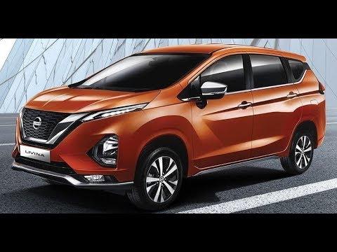 2020 Nissan Livina Premium 8 Seater MPV India Launch Interior Exterior Price Specifications