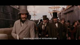 Gangs of New York + Immigration