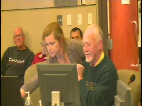 Richmond County Council Meeting Nov28