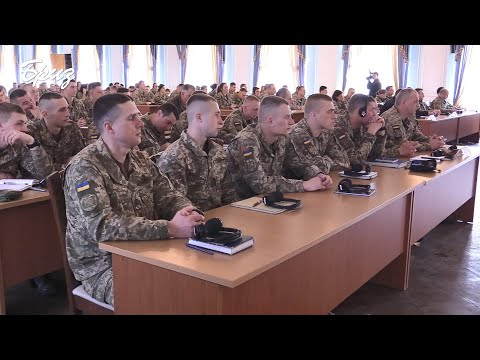 Телерадіостудія Бриз МО України: СЕМІНАР З ПОДАЛЬШОЇ РОЗБУДОВИ ДОБРОЧЕСНОСТІ В УКРАЇНІ