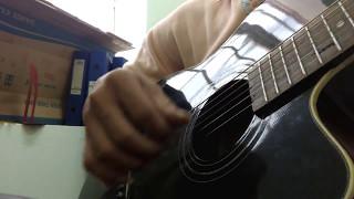 Đôi bờ -Nhạc Nga(Два берега) - Guitar cover- Black Dang.