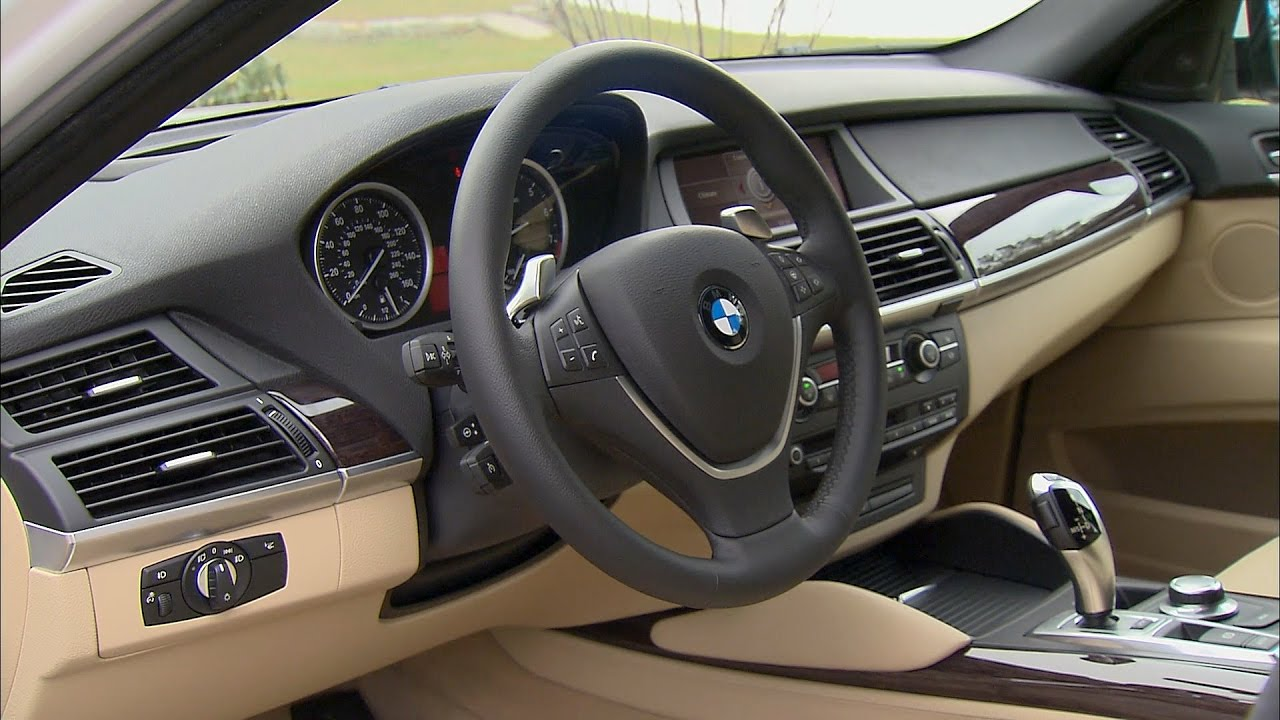 Interieur X6 Bmw 2009 Bmw X6 Xdrive35i Interior