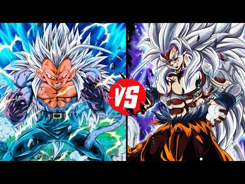 Dragonball z what if battle super saiyan 5 goku vs - Goku vs vegeta super saiyan 5 ...