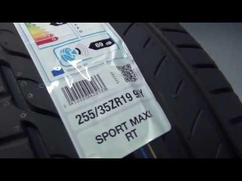 Dunlop Sport Maxx RT Mit Felgenschutz