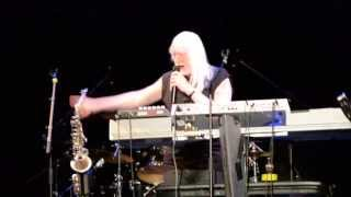 WE ALL HAD A  REAL GOOD TIME - EDGAR WINTER GROUP - MAY 5TH, 2013