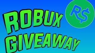 ROBUX GIVEAWAY À 565 SUBS // ROAD TO 600