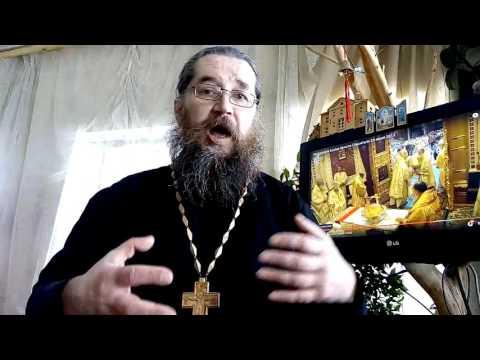 Зачем священник в храме