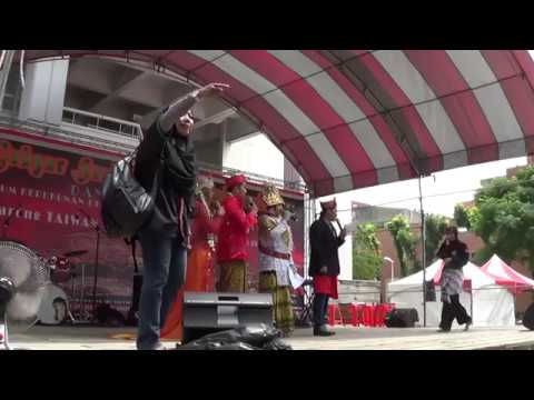 Atraksi Pagar Nusa di Taiwan Full HD