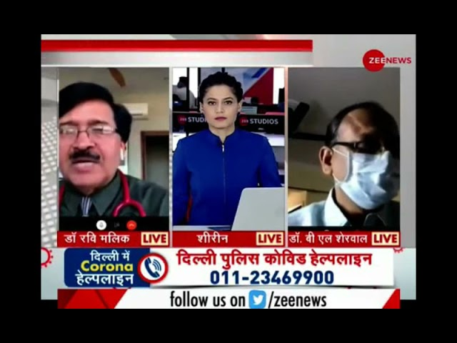 Symptoms & prevention of new strain of Covid-19, Dr. Ravi Malik on Zee News