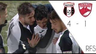 """Astra - Dinamo [4-1] - REZUMAT HD - """"Câinii"""" umiliţi de Llullaku şi compania!"""