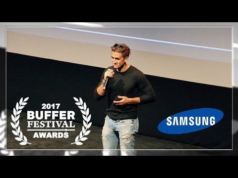 Buffer Film Festival 2017- Casey Neistat's Spotlight Presentation Brought To You By SAMSUNG