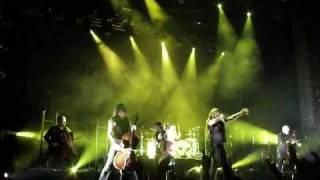Apocalyptica feat. Tipe (Richard) Johnson — Life Burns!