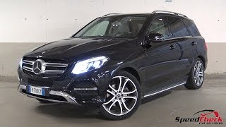 2018 Mercedes-Benz GLE 250d 4Matic - Full Walkaround, Start Up, Engine Sound