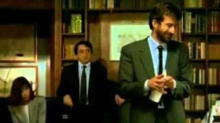 Il Portaborse, ira di Botero