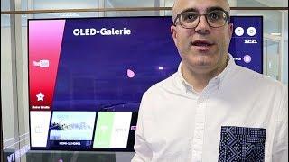 LG Signature OLED TV im Test: Der schönste TV der Welt ist so dünn wie ein Poster!
