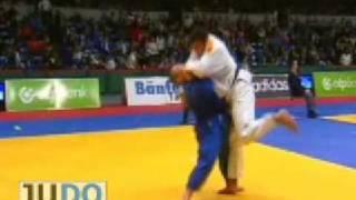 JUDO 2009 Grand Prix: Yasuyuki Muneta 棟田 康幸(JPN) - Jian Liu (CHN)
