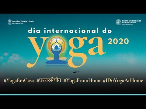 Dia Internacional do Yoga 2020