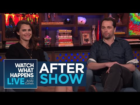 After : Keri Russell On 'The Americans' Finale  WWHL