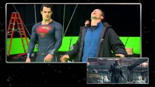 Man of Steel - HD 'Journey Of Discovery - Stunts' Clip - Official Warner Bros. UK
