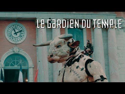 Les Machines Géantes à Toulouse - Le gardien du Temple