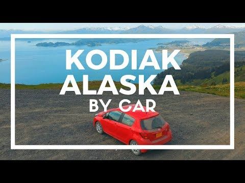 Kodiak Alaska By Car