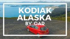 Kodiak Alaska By Car