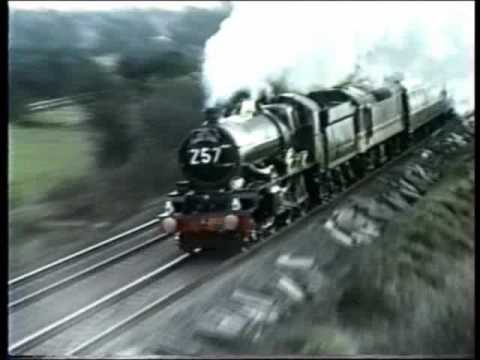 Locospotters No 2 Part 2 Great Western Railway engines