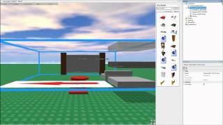 ROBLOX Tutorial August 2009 - Tycoon Button Tutorial - Claymore93