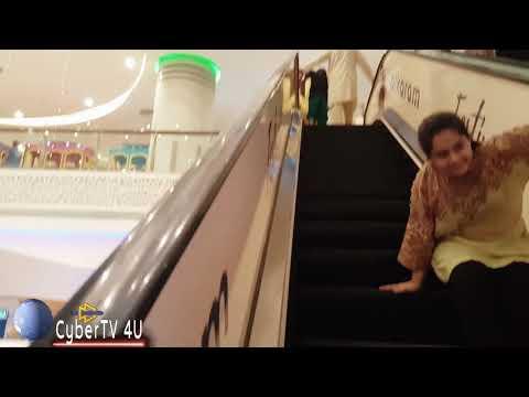Inside GIGA MALL World Trade Centre,  Islamabad   Rawalpindi  part 2
