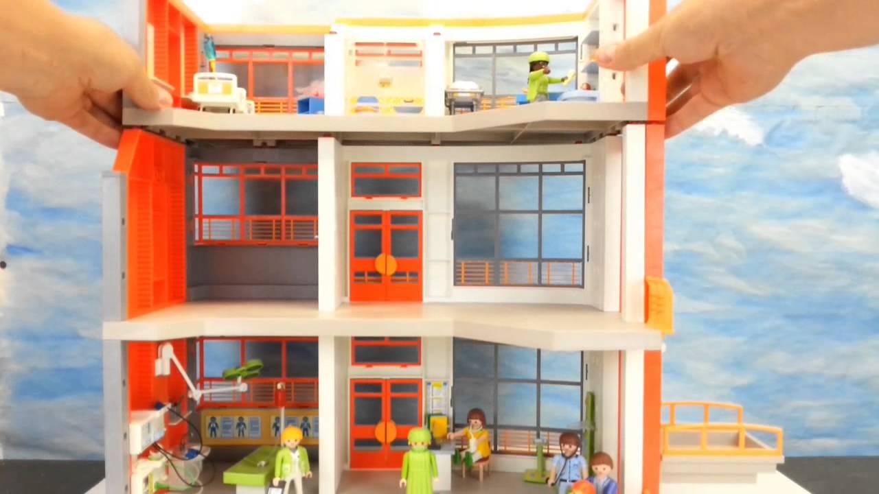 erweiterung f r kinderklinik 6657 von playmobil neuheit. Black Bedroom Furniture Sets. Home Design Ideas