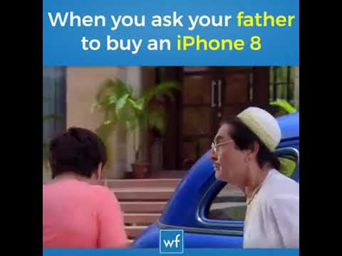 Funny I phone buyer