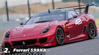 топ 10 самых дорогих автомобилий мира...