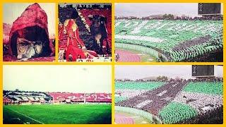 Tifo Derby Wydad Casablanca vs. Raja Casablanca - 30/11/2014