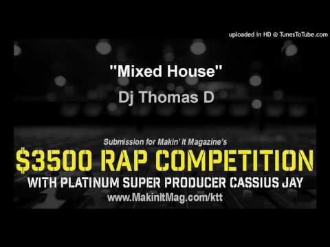 Dj Thomas D - Mixed House