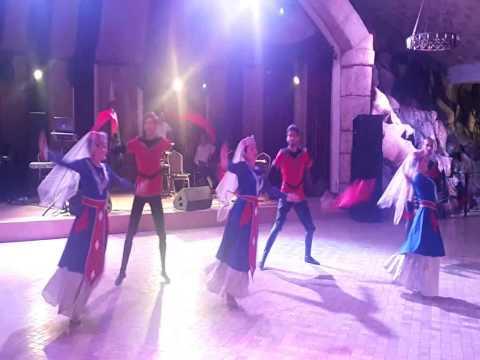 Armenian National Dance In Caucasus Complex, Yerevan