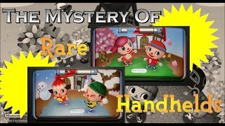 The Mystery of the Swedish Animal Crossing DS Contest Prize (2006)