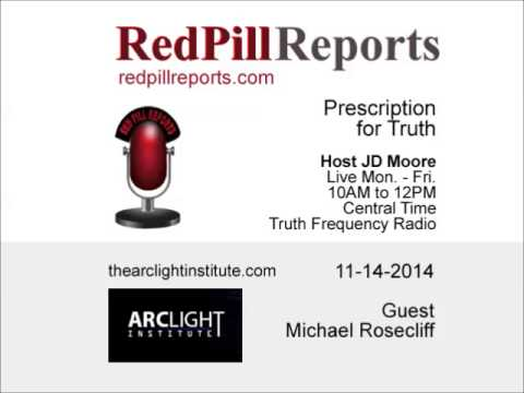 Red Pill Reports 11-14-2014 Guest Michael Rosecliff
