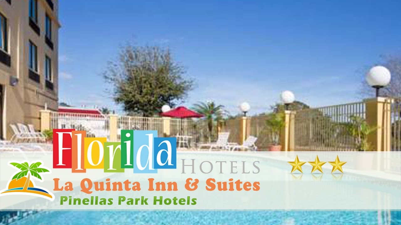 La Quinta Inn Suites Clearwater South Pinellas Park Hotels