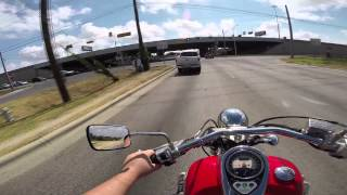 MaksWerks Reviews - 2008 Kawasaki Vulcan 900C Review