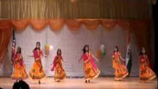 Saanika - Ghoomar Re Medley