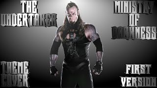 WWF/WWE THE UNDERTAKER 1ST MINISTRY THEME /LATE 1998 THEME COVER