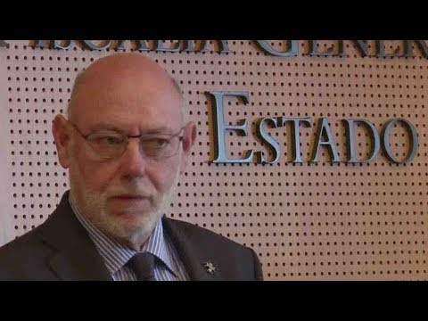 Spain's top prosecutor Jose Manuel Maza dies in Argentina